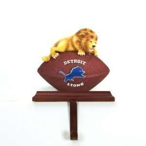 Detroit Lions NFL Stocking Hanger (4.5)  Sports