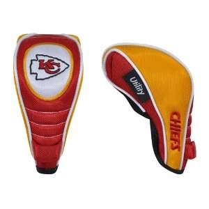 Kansas City Chiefs NFL Gripper Utility Headcover
