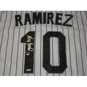 Alexei Ramirez Signed Autographed Jersey Chicago White Sox Authentic