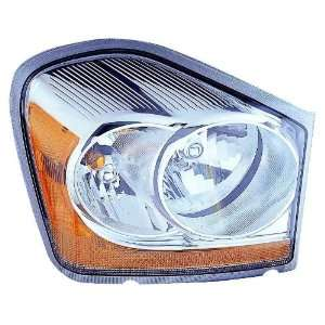 Depo 334 1110R ACN Dodge Durango Passenger Side Replacement Headlight