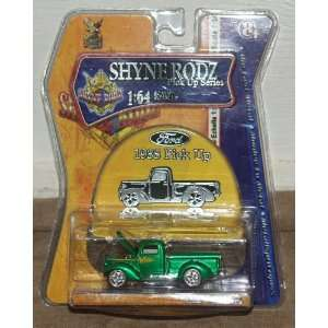 Shyne Rodz Pick Up Series 1938 Ford Pick Up 164 Scale