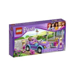 LEGO Friends Stephanies Cool Convertible 3183 Toys & Games