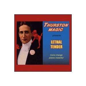 Lethal Tender by Thurston Magic Toys & Games