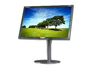 SyncMaster B2240W Black 22 Height Adjustable Widescreen LCD Monitor