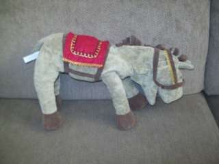 POTTERY BARN KIDS FAIRY TALE HORSE PUPPET SOFT PLUSH