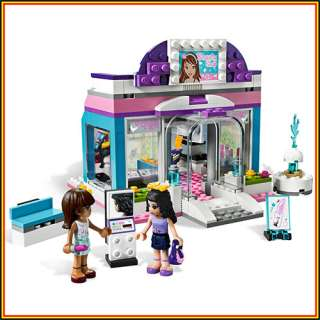 LEGO FRIENDS 3187 Butterfly Beauty Shop legos sets