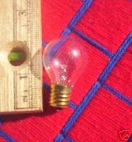 of LAVA LAMP LIGHT BULB 40 watt E17 BASE ~ S type
