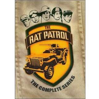The Rat Patrol The Complete Series Gift Set (Full Frame